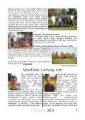 """Vereinsjahresbericht """"Athlet"""" 2011 - ATSV OMV Auersthal - ASKÖ - Seite 7"""