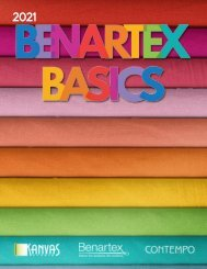 2021 Benartex Basics Catalog