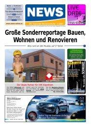 Große Sonderreportage Bauen, Wohnen und ... - NEWS-ONLINE.at