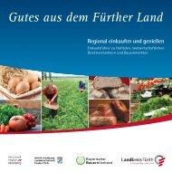 Gutes aus dem Fürther Land - Landkreis-Fürth