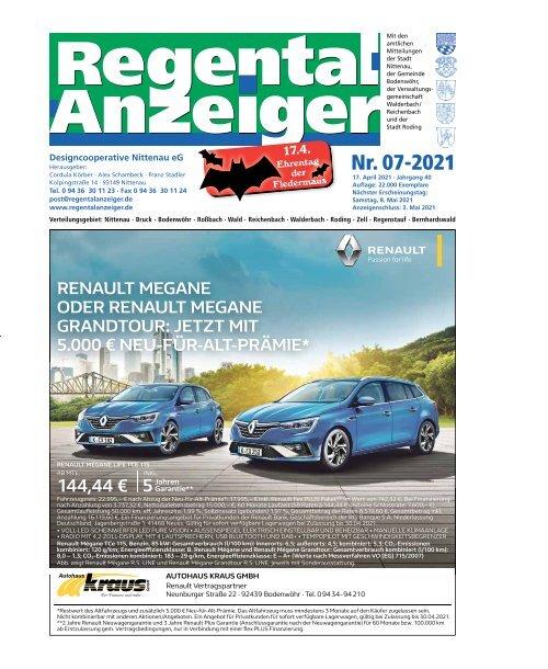 Regental-Anzeiger 07-21