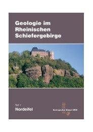 Nordeifel – Natur- und Lebensraum - Geologischer Dienst NRW