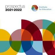 Prospectus 2021-2022