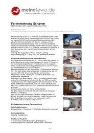 Hausprospekt ausdrucken - meinefewo.de