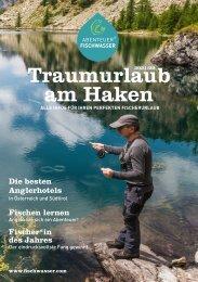 Abenteuer Fischwasser Katalog 2021