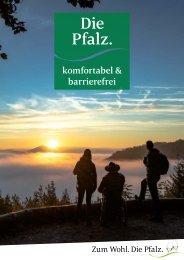 Die Pfalz. komfortabel & barrierefrei