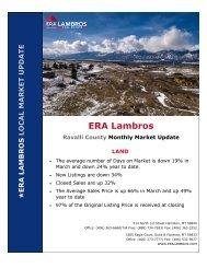 March 2021 Ravalli County - Land
