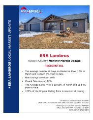 March 2021 Ravalli County - Residential