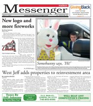 Madison Messenger - April 11th, 2021