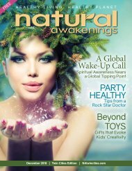 Natural Awakenings Twin Cities December 2018