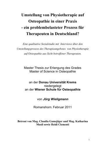 Wieligmann Jörg.pdf - Osteopathic Research