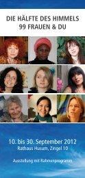 99 Frauen - Frauenberatung & Notruf Nordfriesland