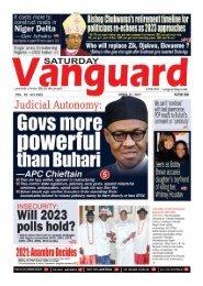 17052021 - Gov more powerful than Buhari