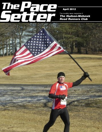 The Pace Setter - Hudson Mohawk Road Runners Club