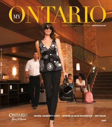 My Ontario - Ontario-tourism.net