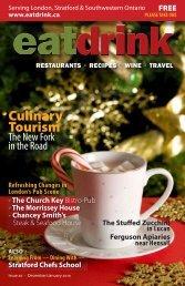 Charleston Cooks! - eatdrink Magazine