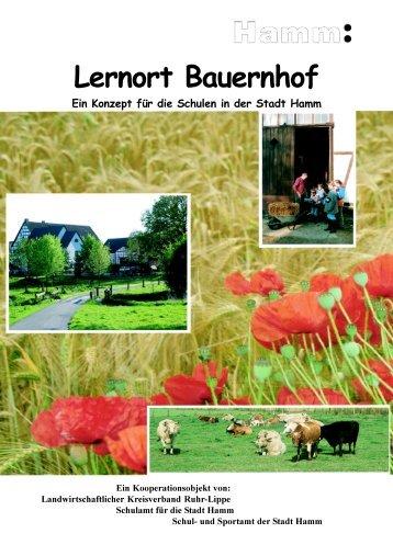 Lernort Bauernhof 2 - Stadt-Land-Hof | Bauernportal