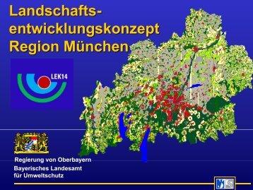 Entwicklungen - Regierung von Oberbayern