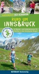 Leseprobe_Naturzeit mit Kindern rund um Innsbruck