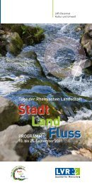 Stadt Land Fluss - Landschaftsverband Rheinland