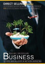 Direct Selling Magazine 04-2021 Inhalt