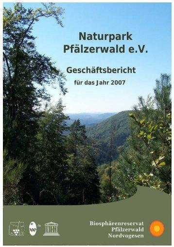 Naturpark Pfälzerwald e.V.