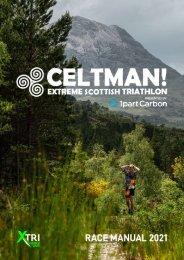 CELTMAN! Race Manual 2021