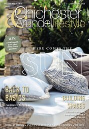 Chichester and Arundel Lifestyle May - Jun 2021
