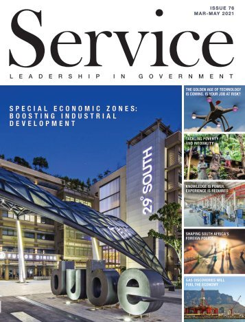 Service - Leadership in Government - Issue 76