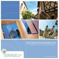 Imagebroschüre - Schweinfurt 360
