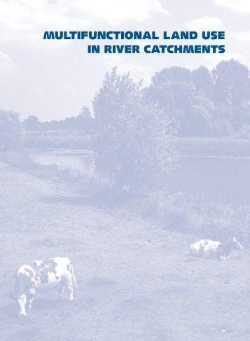 multifunctional land use - European Centre for River Restoration