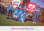 Scotch College Philanthropy Impact Report 2020