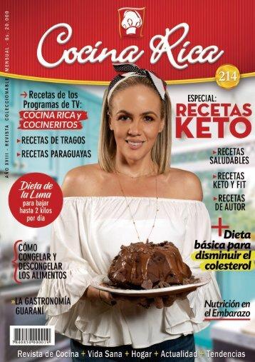 Cocina Rica No 214 (Febrero 2021)