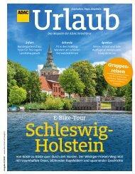 ADAC Urlaub Magazin, Mai-Ausgabe 2021, Württemberg