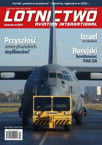 Lotnictwo Aviation International 4/2021 promo