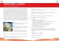 HEILIGES LAND