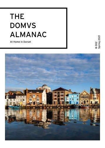 The DOMVS Almanac_issue #2_Spring 2021