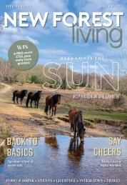 New Forest Living May - Jun 2021