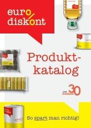 Eurodiskont Katalog 04-2021
