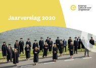 Erasmus Centrum voor Zorgbestuur Jaarverslag 2020