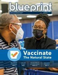 Blueprint magazine-SPRING 2021 issue