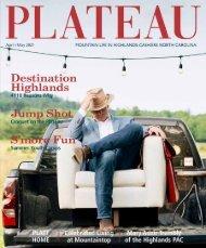 Plateau Magazine Apr-May 2021