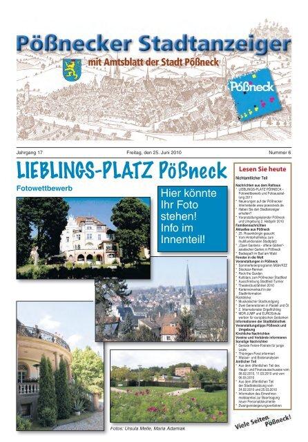 Herzliche Glückwünsche Zur Goldenen Hochzeit Stadt Pößneck