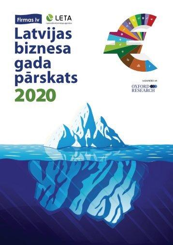 Latvijas Biznesa Gada Pārskats 2020