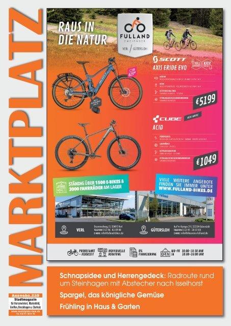 Marktplatz Harsewinkel 239 - 04/2021