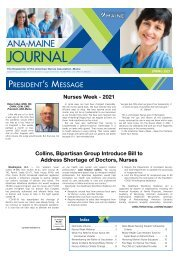 Maine Journal - May 2021