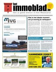 Het immoblad editie waasland+lokeren