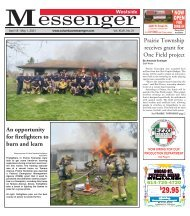 Westside Messenger - April 18th, 2021