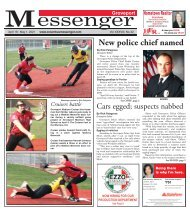 Groveport Messenger - April 18th, 2021