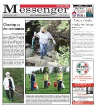 Grove City Messenger - April 18th, 2021